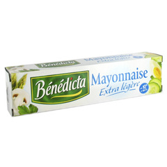 Mayonnaise extra legere BENEDICTA, 190g
