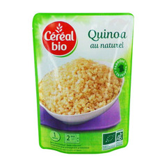 Quinoa au naturel
