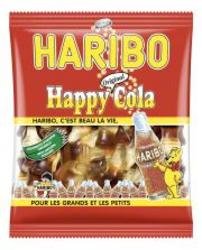 Haribo Happy Cola Sachet 120 g