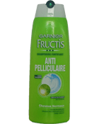 Fructis Anti-Pelliculaire - Shampooing fortifiant le flacon de 250 ml
