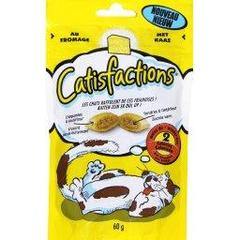 Catsfactions au fromage 60g