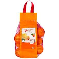 Oranges a jus valencia late U, filet de 2kg