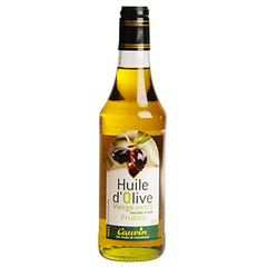 Huile d'olive vierge extra CAUVIN, 50cl