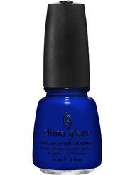 China Glaze Vernis à Ongles Effet Laqué Ride The Waves 14 ml