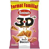 3 D'S bugles bacon 150g