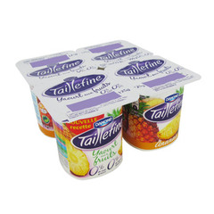 Taillefine 0%mg ananas 4x125g