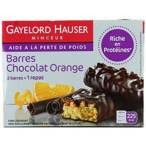 barre substitut de repas chocolat orange tous les produits produits di t tiques prixing. Black Bedroom Furniture Sets. Home Design Ideas