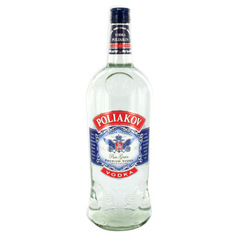 Vodka Poliakov, 37,5°, 1,5l