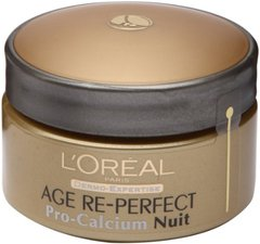 Creme L'Oreal Age Re-Perfect Nuit 50ml