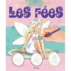 Apprends a dessiner- Fees