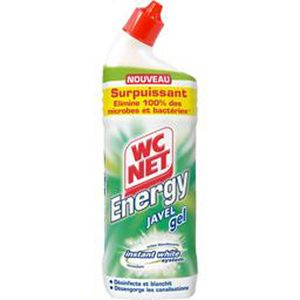 WC Net energy gel javel instant white système 750ml