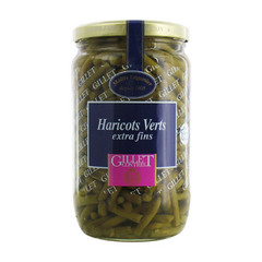Gillet haricots verts extra fins 720ml