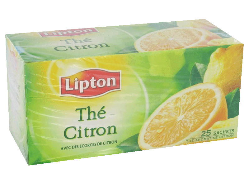 The Citron avec ecorces de citron