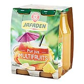 Jus multifruits Jafaden 4x20cl