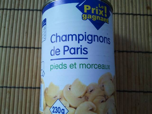 Champigons de paris