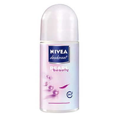 Deodorant Nivea Pearll & Beauty Bille 50ml