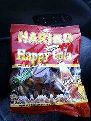 Bonbons happy cola sachet 300g