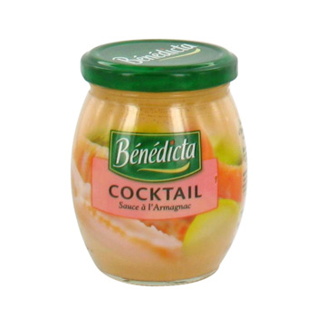 Sauce cocktail Benedicta bocal 240g