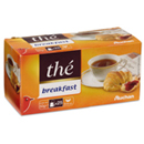 Auchan the breakfast sachets x25 - 50g