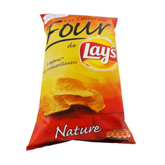 Chips Cuites au Four Nature