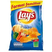 Chips lay's paprika 220g