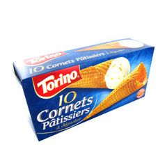 Torino cornet patissier simple x10