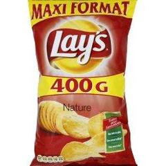 Lay's chips sel 400g