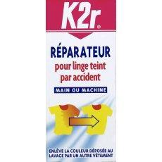 k2r reparateur pour linge teint par accident x2 120g tous les produits d tachants prixing. Black Bedroom Furniture Sets. Home Design Ideas