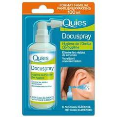 Spray auriculaire adulte docuspray Quies flacon 50ml