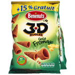 3D's fromage 2x85g