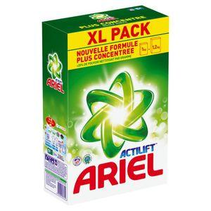 Chanteclair lessive au savon de marseille 3l tous les for Lessive en poudre ou liquide