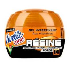 Vivelle dop gel coiffant resine pot 150ml