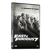 DVD Fast and furious 7 x1