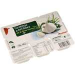 Auchan fromage a tartiner ail et fines herbes 9x20g