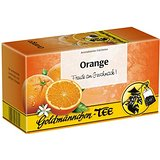 Goldmännchen Thé Orange, 20 Sachets de Thé