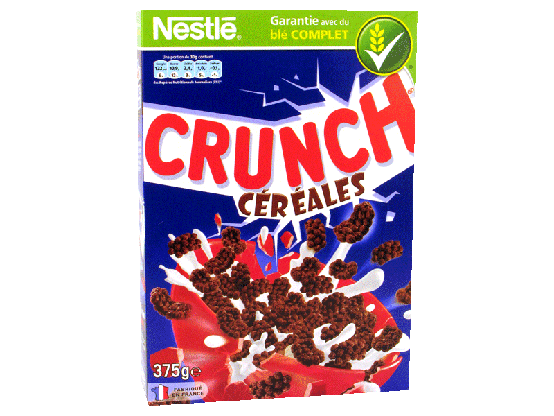 Cereales Crunch