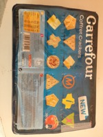 Crackers assortiment Carrefour