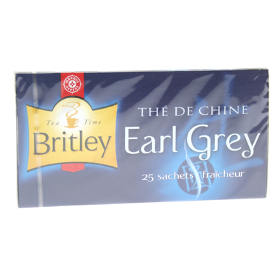 The Britley earl grey chine x25