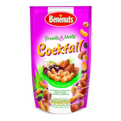 Melange Cocktail Benenuts Non sale 150g