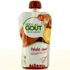 Gourde patate douce 120g