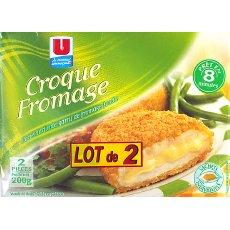 Croque fromage U, 2x200g
