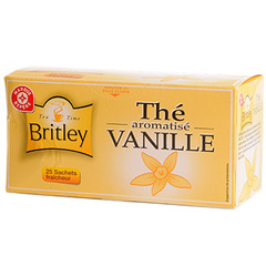 The Britley aromatise Vanille 50g