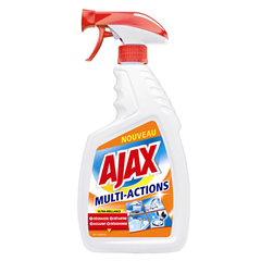Nettoyant menager multi actions AJAX, 750ml