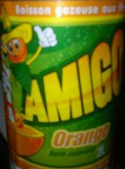 AMIGO ORANGE ORANGE 200 CL