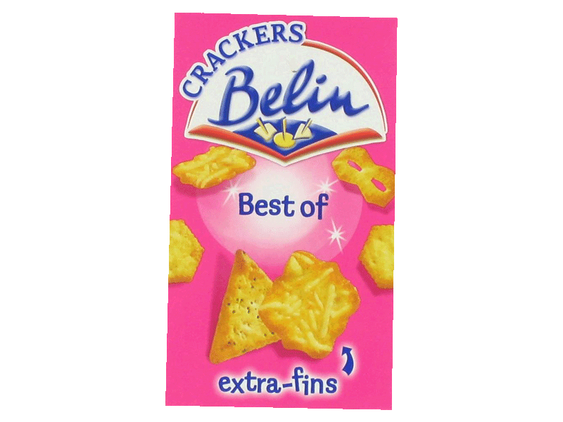 Belin crackers tele 50g