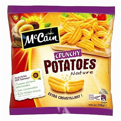 Mc Cain crunchy potatoes 700g