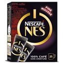 Nescafe nes sticks x25 - 50g