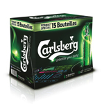 Carlsberg 15 x 25cl 5% vol