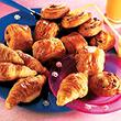 Mini viennoiserie assorties au beurre des Charentes, 6 pieces, 135g