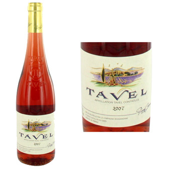 Pierre Chanau Tavel rose 14° -75cl